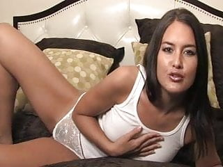 Brunette Instructs You On How To Cum  Times Joi