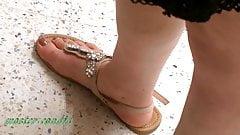 Milf coneisha purple toes