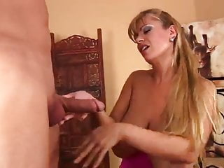 Adele mature saggy tits 2