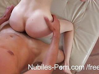 Nubiles Porn Perky Tit Amateur Goes Hardcore