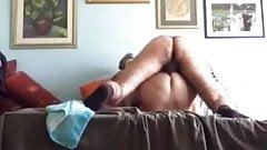 Old man anal hot sex