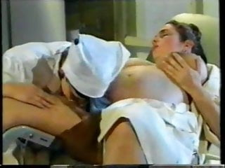 Pregnant Babe with the Horny Nurse and Doctor