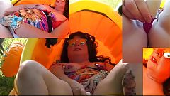 Inflatable Fish Takes Bait and Gags on BeBe at BBWow.video