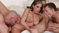 Bisexual fun mmf bi orgy