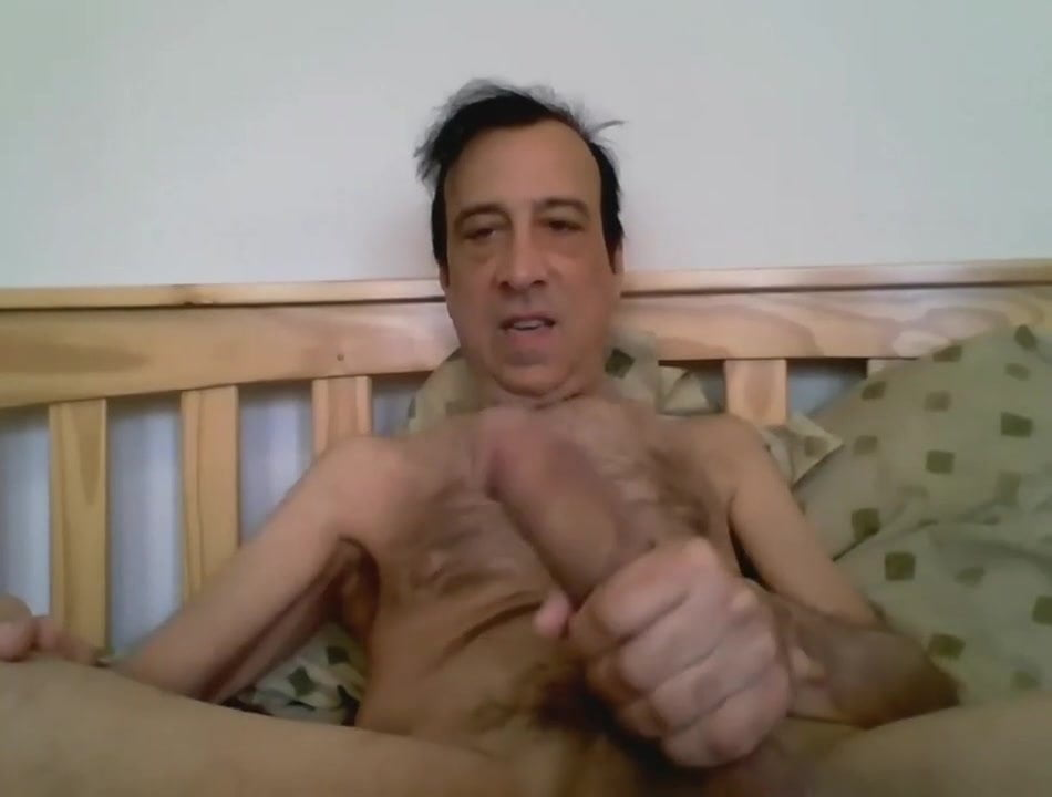 big dick old man