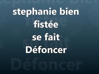 Stephanie Se Faitfister Puis Demonter