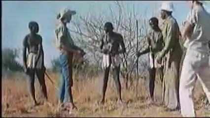 African tribe big cock are mistaken