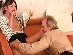 STP4 No Wonder She Didn't Want To To Fuck Her Floppy Dad !