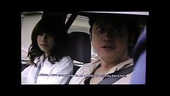 Japanese Wife sex with hitch hiker