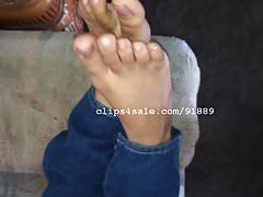Foot Fetish - Brandy's Feet