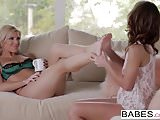 Babes - Soft and Luscious starring Niki Lee Young and Alyssa