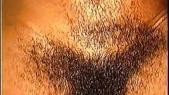 very hairy JADE - cream