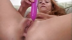 Alison And Her Pink Toy