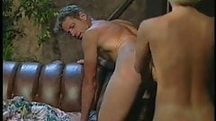 Blond mistress whips guys heine