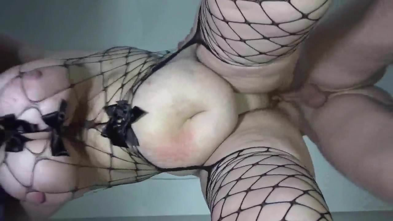 Beautiful bbw dripping creampie