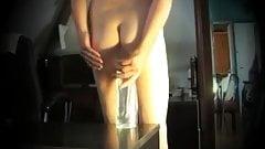 straight transvestite anal sextoy fisting fetish ladyboy man