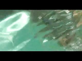 Amber Lynn Bach Underwater