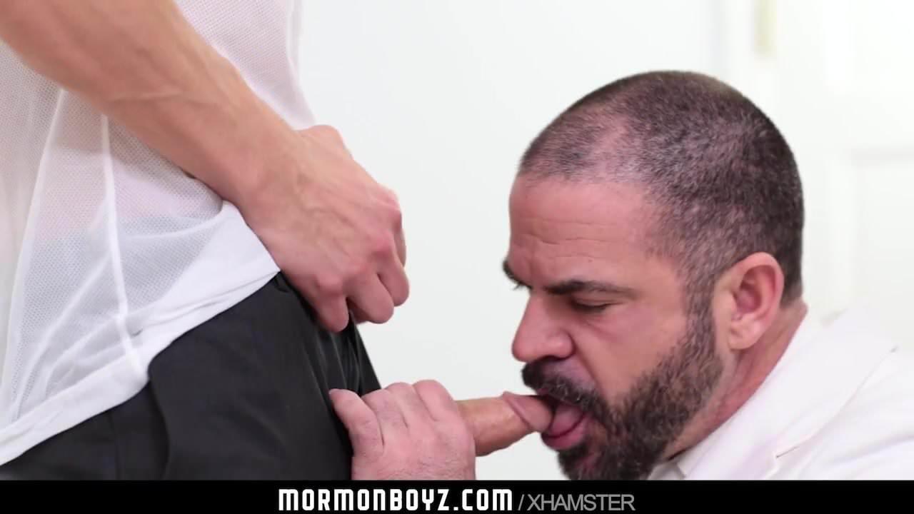 Cute Mormon Twink Boy Fucked By DaddyHD8:00.