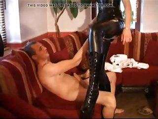 German Slut in Black Latex Fucked, Free Porn 1c xHamster de.