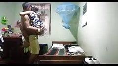 Srilankan Teenage Couple Romantic Sex