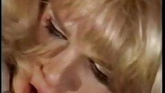Vintage Blonde Tranny