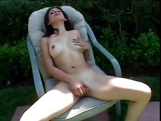 Hot Beauty Chanel Chavez Masturbates Pussy