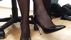 heels of clary