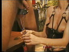 Extremely horny guy enjoys being spanked and whipped really
