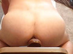 BBC in my ass