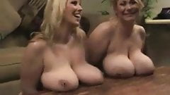 Two Big Boob Goddesses