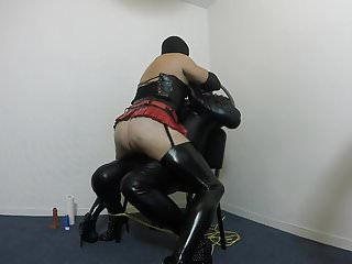 Preview 2 of Nipples bdsm hard games with crossdressers