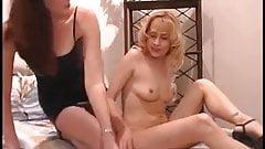 Hot lesbian asslicking