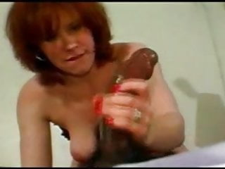 Preview 3 of Sexy Redhead Wife Loves That Big Black Cock #16.elN