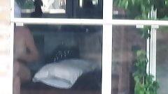 window voyeur mom after shower amazing tits