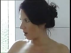 Busty German Mature Fucked Hard in The Bath