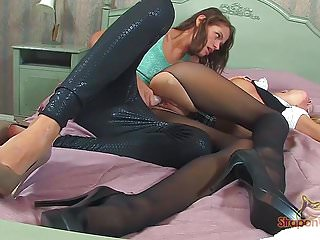 Naughty Girl. Part 1 of 4. All The Cum!