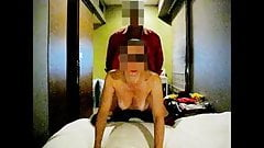 Gorgeous MILF fucking and facial with fingering