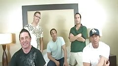 The Incredible Ass Of The Milf! Her First Gangbang!.mp4