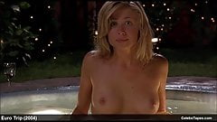 Michelle Trachtenberg, Lucy Lawless & Jessica Boehrs topless