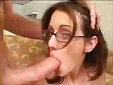 Cute Slut fucked by 2 horny guys