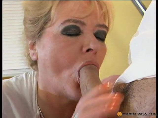 Asshole of chick drilled
