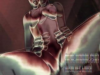 Abstract Techno Sex Abomination 1