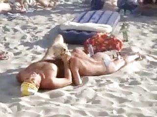 Blowjob On The Beach Kazantip