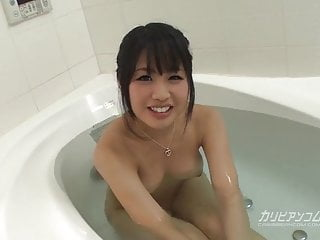 Little Sister's Bathtub Masturbation Matsui Kana