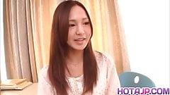 Sexy asian teen Yukina Momota