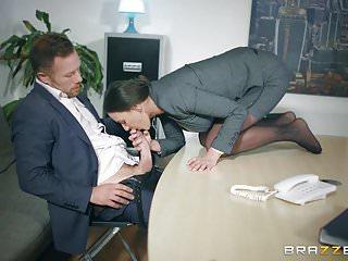 secretarias cachondas