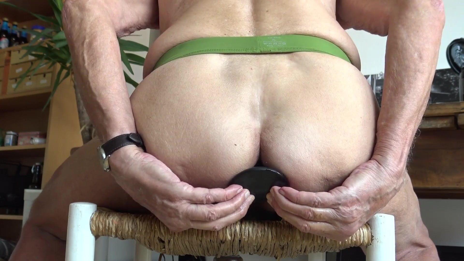 Watch ass stretcher video 6