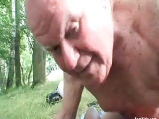 Old Couple Sex With Horny Teen