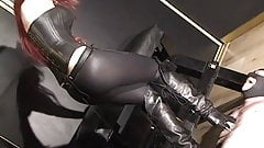 TRAMPLE AMSTERDAM - DOMINATRIX DINAH & MISTRESS GEORGINA