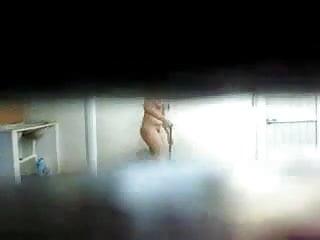 sexy nude babe hidden cam